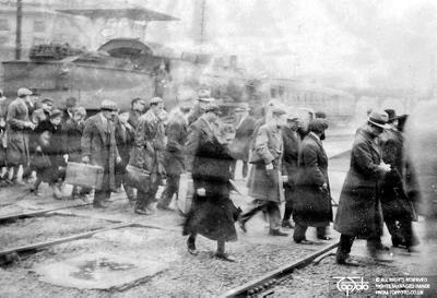 Communist refugees