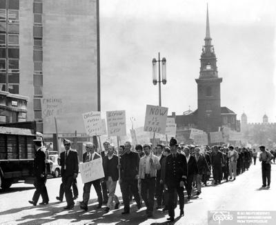 Dockers March 1968