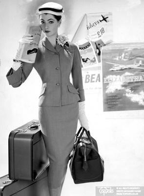 Travel fashion