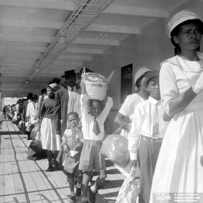 Jamaican immigrants