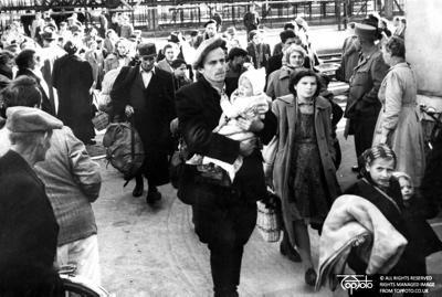 Hungarian Refugees