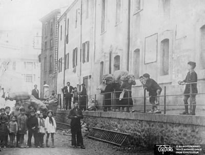 Spainish Civil war refugees