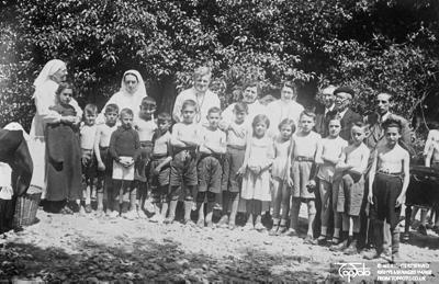 Spainish Civil war children