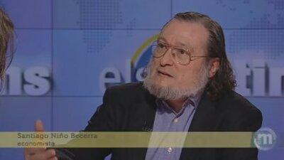 Els matins: Santiago Niño Becerra: