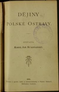 Dějiny Polské Ostravy