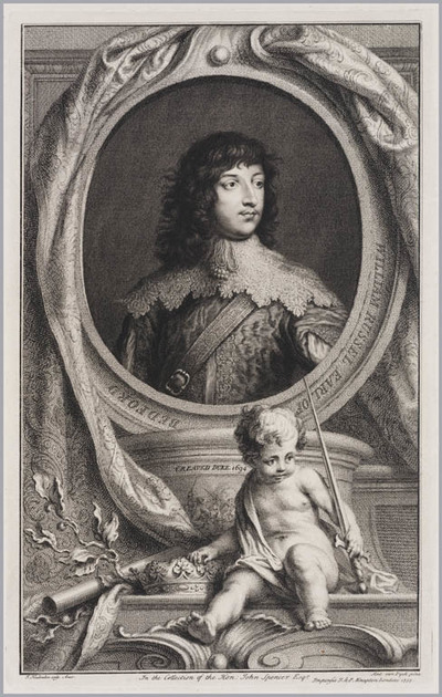 The Heads of Illustrious persons: William Russel graaf van Bedford