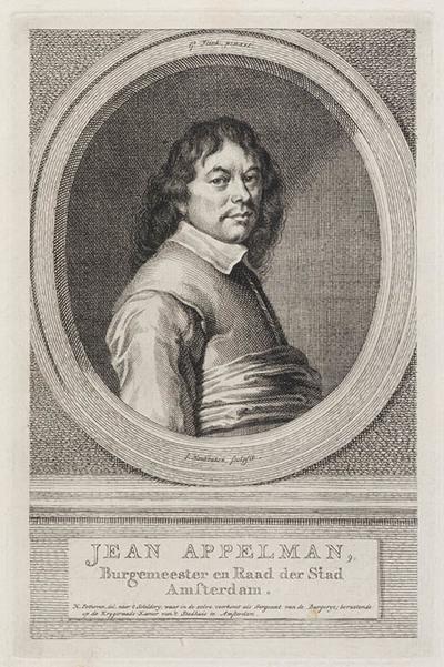 Portret Jean Appelman