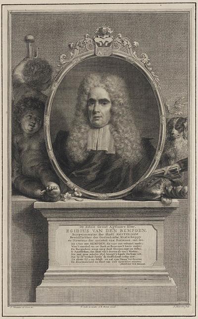 Portret Egidius van den Bempden