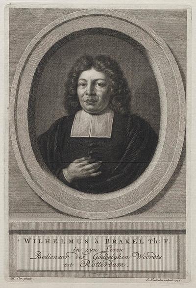 portret Willem van Brakel
