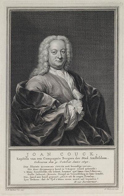 Portret Joan Couck