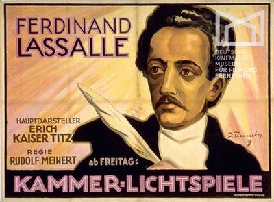 Ferdinand Lasalle, des Volkstribunen Glück und Ende