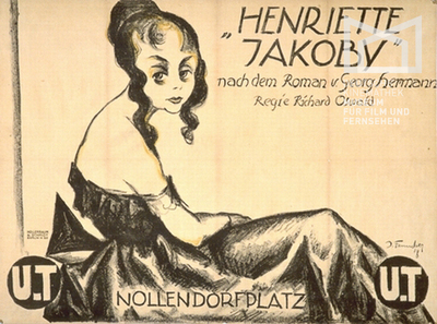Jettchen Geberts Geschichte. 2. Henriette Jacoby