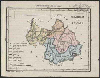 Département de la Savoie