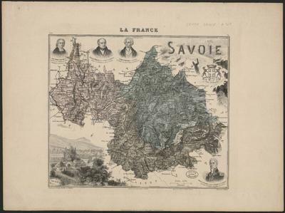 La France. Savoie