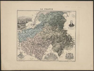 La France. Haute-Savoie