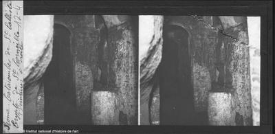 Rome. Catacombes de Saint Calliste. Crypte de Saint Corneille [...]