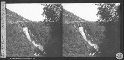 Tivoli. Cascades