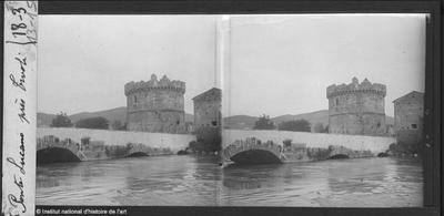 Ponte Lucano près Tivoli