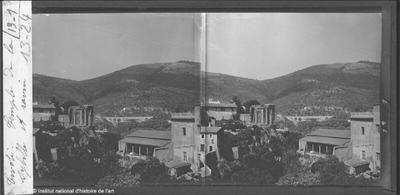 Tivoli. Temple de la Sybille et ravin