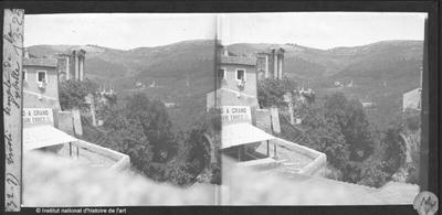 Tivoli. Temple de la Sybille