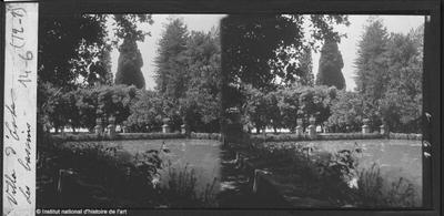 [Tivoli] Villa d'Este. Les bassins
