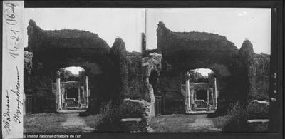 [Tivoli] Hadriana. Nympheum