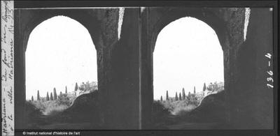 [Tivoli] Hadriana. Du fond du Canope à la villa Hadriana