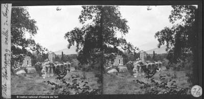 [Tivoli] Villa Hadriana. Vallée de Tempé