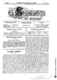 El Semanario de Mataró
