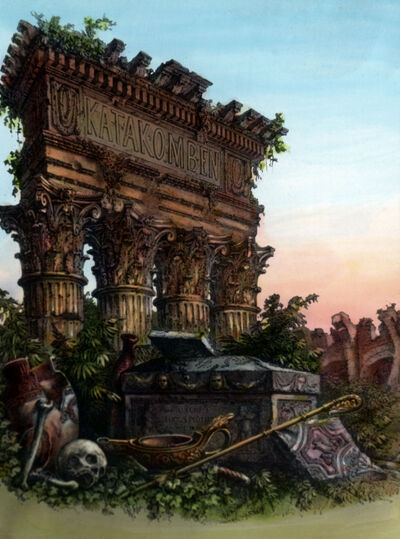 Die Katakomben- Titelbild