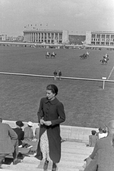 Olympiade Berlin 1936