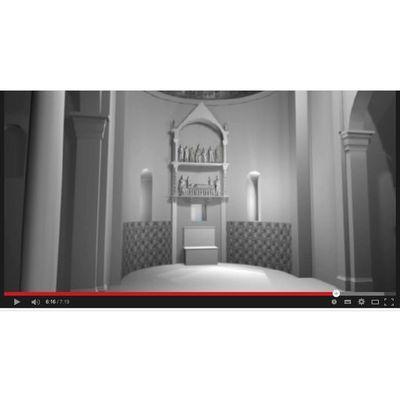Heinrich VII sepulchre - video