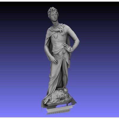 David di Donatello - 3D master model