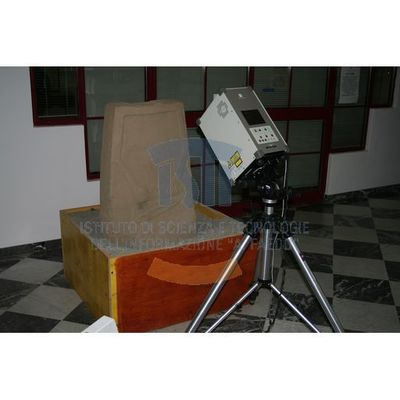 Lunigiana Stele - Groppoli - photographic documentation scanning