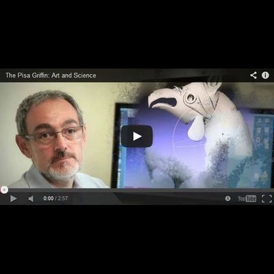 Pisa Griffin - Video 3 - The Pisa Griffin: Art and Science
