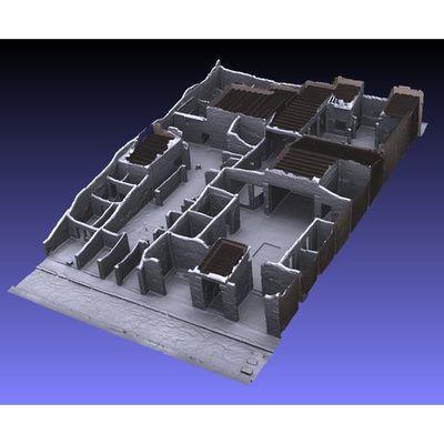 Insula V 1 - Cecilio Giocondo House 3D model