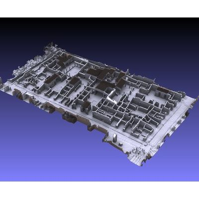 Insula V 1 - Master 3D model