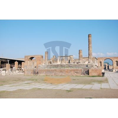 Pompeii Insula V 1 - Photographic documentation of the 3D scanning campaign