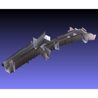 San Gimignano - S. Matteo Gate area 3D model