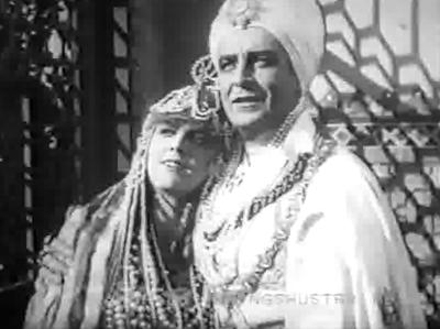 Maharadjahens Yndlingshustru I