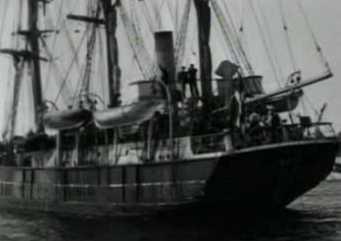 Danmarksekspeditionens Hjemkomst