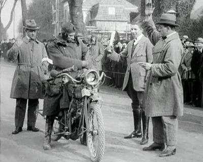 Motorcykelløb