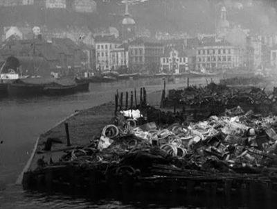 Kæmpebranden i Bergen