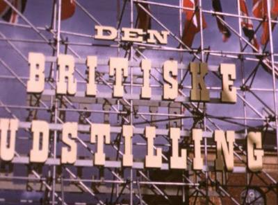 Den britiske udstilling i København 1955