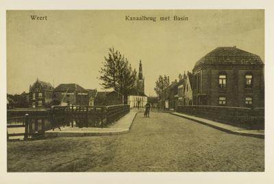Kanaalbrug met Bassin