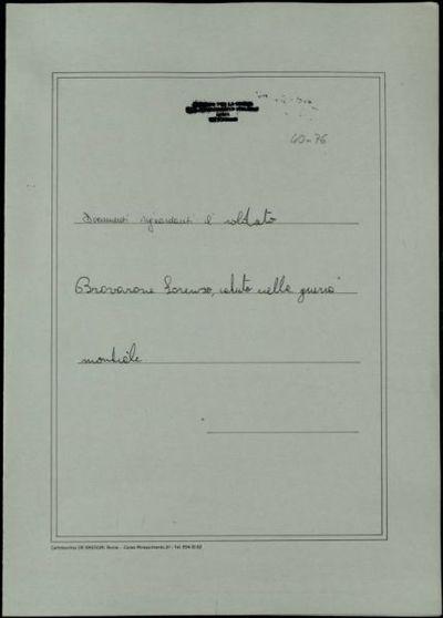Brovarone Lorenzo Semplicio, Vigliano Biellese (Novara)