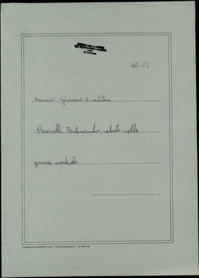 Brovelli Ferdinando, Angera (Como)