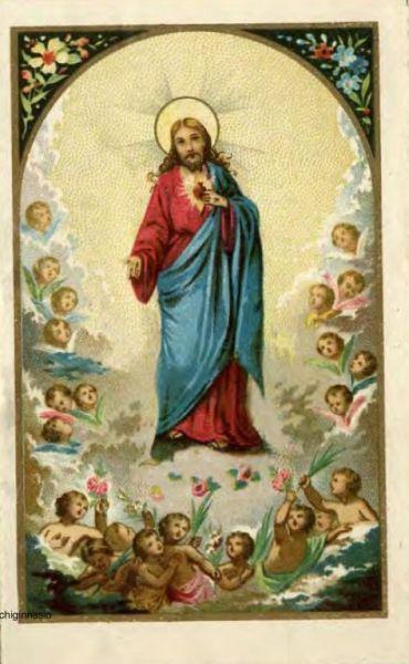 Preghiera per i nostri cari partiti per la guerra / Natale arciv. Abb