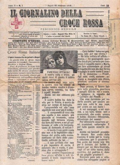 Il Giornalino della Croce Rossa