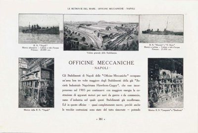 La Marina italiana nella guerra europea / pubblicazione dell'Ufficio speciale del Ministero della Marina